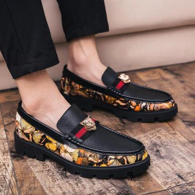 Large Size Casual Luxury Loafers