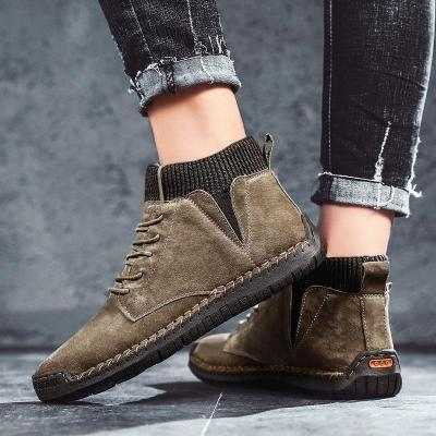 Fashion Warm Work Snow Ankle Boots