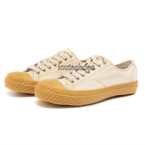 Japanese Style Vintage Canvas Shoes Men's Fashion Shoes