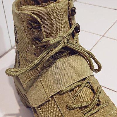 Men's Anti-Slip Thick Elevated Martin Men Boots