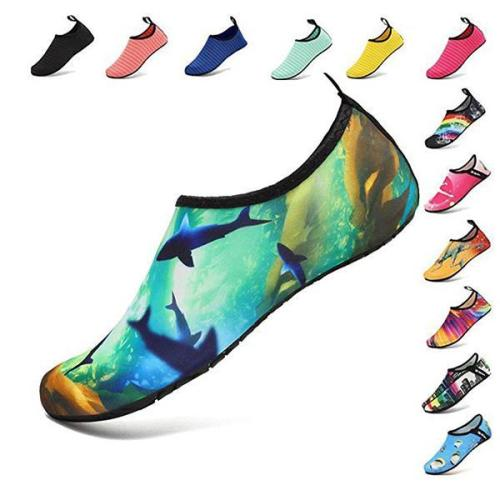 Beach Quick Dry Aqua Socks Barefoot Beach Swim Surf Yoga Exercise Shoes