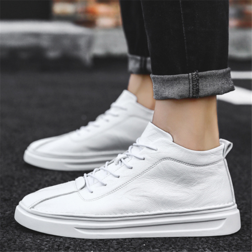 Men's wild breathable high-top casual shoes