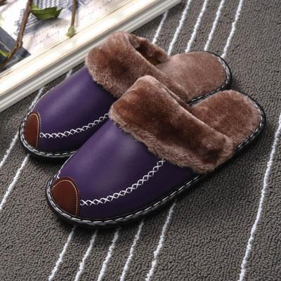 Home Couples Winter Slippers