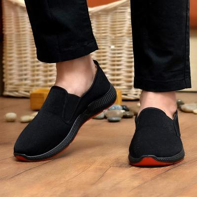Winter Warm Slip-On Loafers Flat Casual Shoes