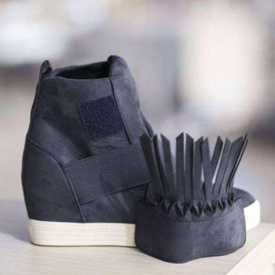 All Seasons Removable Tassel Sneakers