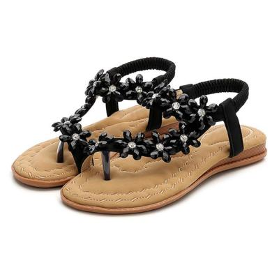 Bohemian  Flat  Ankle Strap  Peep Toe  Date Outdoor Gladiator Sandals