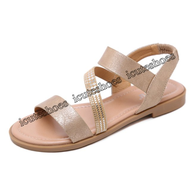 New Women's Sandals Holiday Flat Shoes Sandals