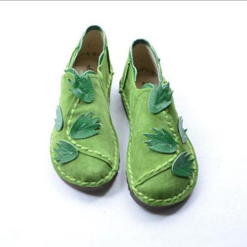 Women  All Season Woodland Fairy Loafers