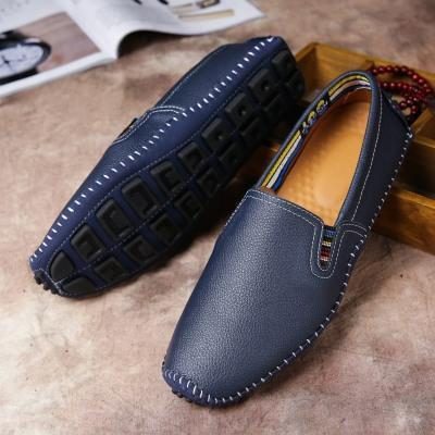 Mens Casual Comfortable Moccasin Shoes Flat Shoes