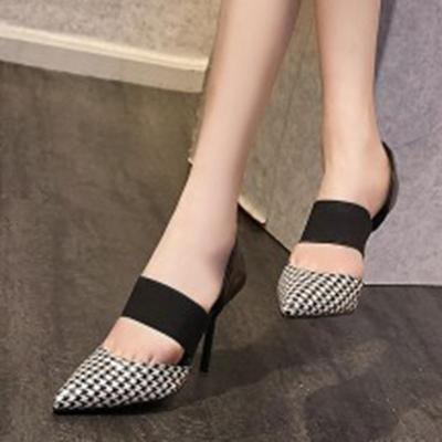 Summer Stiletto Heel Elegant Shoes
