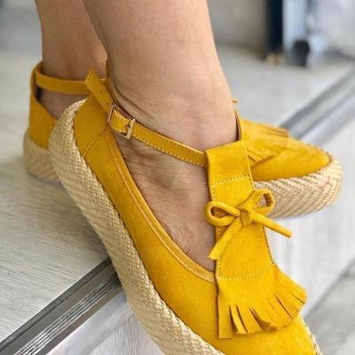 Closed Toe Platform Shoes Adjustable Buckle Women'S Sandals