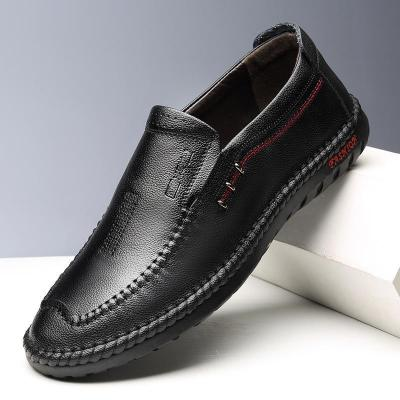 Mens Fashion British Style Slip-on Outdoor Flats