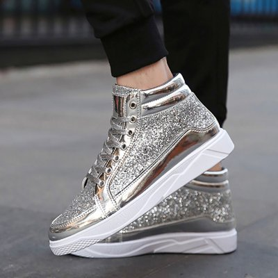 Sports And Leisure High Board Shoes