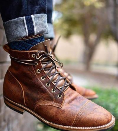 Shake The Bottom Down Warm Boots In Winter