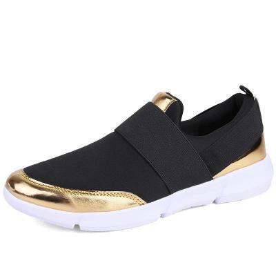 Sporting Casual Women Slip-On Well-Ventilated Sneakers