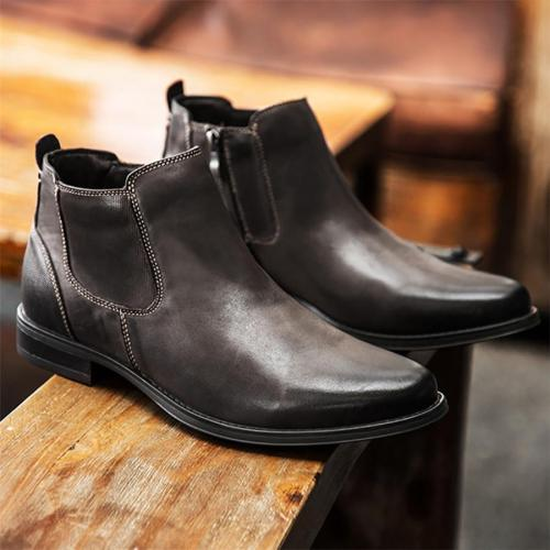 Men's British style casual Martin boots