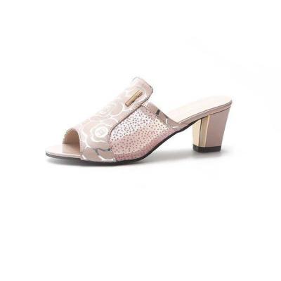 Cross Border Large Size Sandals New Women's Slippers