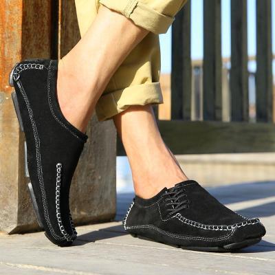Men Faux Suede Classics Shoes