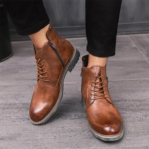 Men's high-top Martin Men Boots