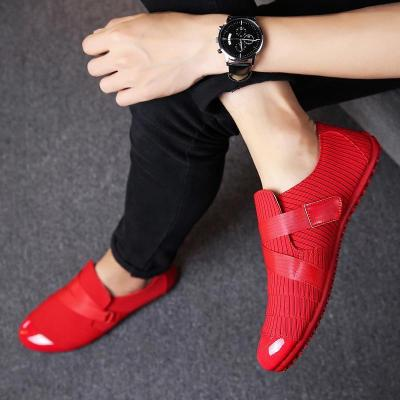 Solid Canvas Cloth Casual Wild Shoes