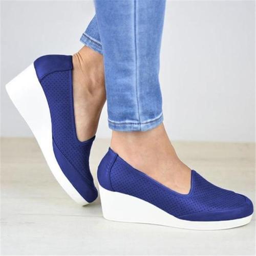 Women Fashion Slip On Sneaker
