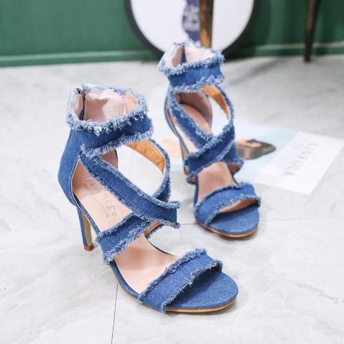 Summer Fashion Women Super High Sandal High Heels  Shoes