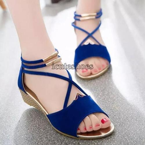 fashion Women zipper sandals Shoes woman footwear sandals Gladiator Casual