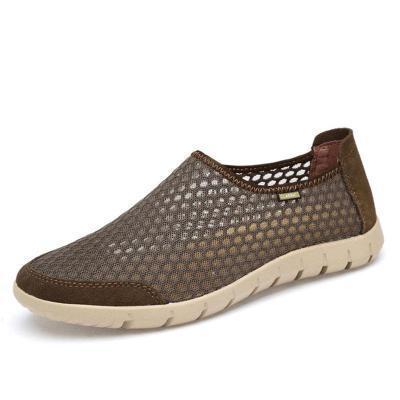 Men Breathable Casual Mesh Shoes