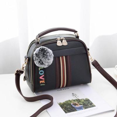 Girls Small Classy Boston Handbag Fashion Travel Crossbody Bag