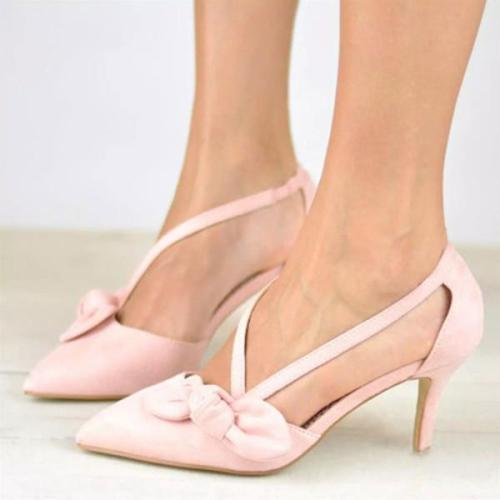 Women Summer Casual Pointed Toe Sandals