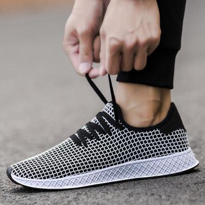 Casual Breathable And   Comfortable Lacing Men's Sneakers