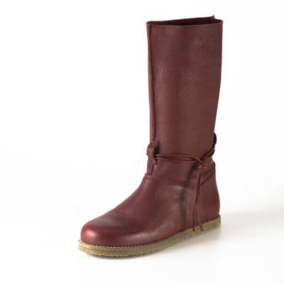 Super Comfort Daily Mid-Calf Boots/Turn-Over Edge Boots