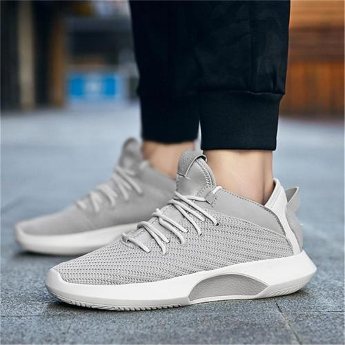 Men's mesh casual high-top Men's Sneakers