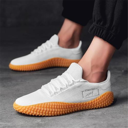 Men's casual breathable Flying weaving Men's Sneakers
