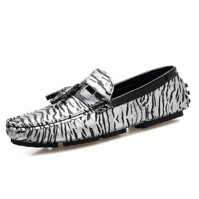 Leopard Print Slip on Casual Shoes