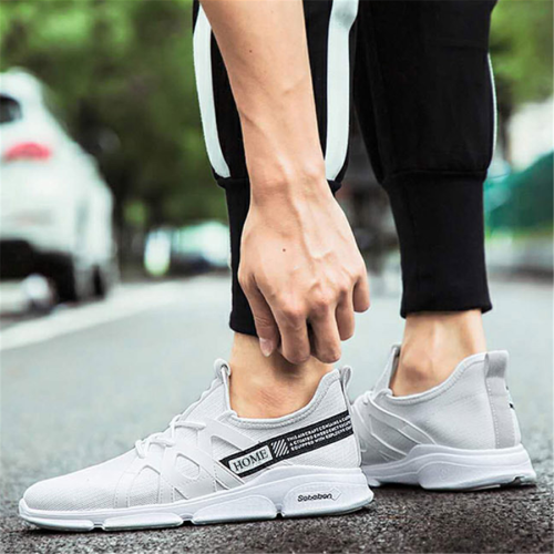 Men's wild trend fashion breathable Men's Sneakers