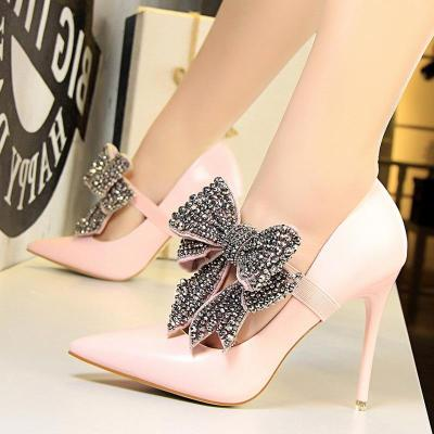 Work Stiletto Heel Elegant Shoes