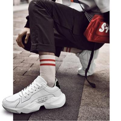 Men's Breathable Sneakers Trend Casual Sneakers