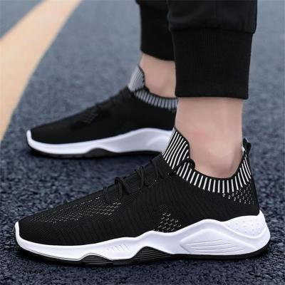 Men's Fashion   Lace-Up Sneakers