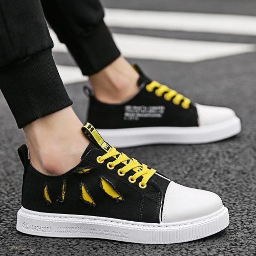 Men's Low Canvas Sports Shoes