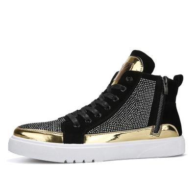 Personality Rivet Breathable Leisure Shoes
