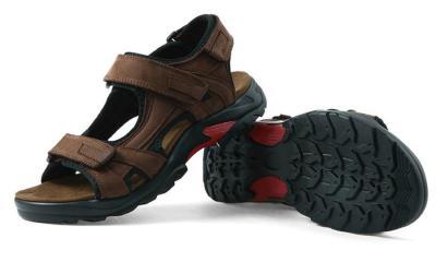 sandals summer genuine leather sandals men outdoor shoes men