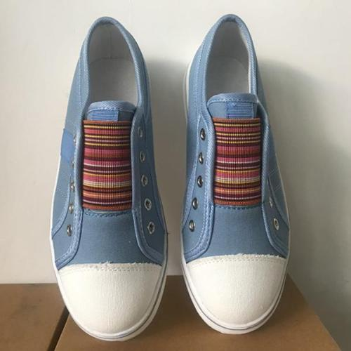Casual Platform Slip-On Sneaker
