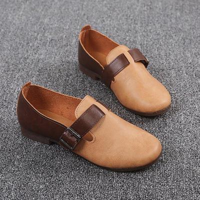 Flat Heel All Season Casual Artificial Pu Shoes