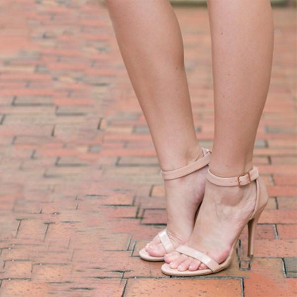 Women Summer Elegant Peep Toe Sandals