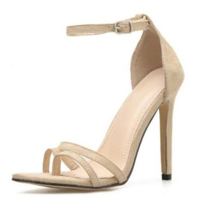 Thin High Heels Sandals Flip Party Wedding Shoes