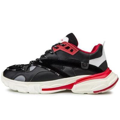 Men's Tide Brand Tide Shoes Mesh Casual Breathable Sports Shoes