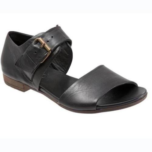 Summer Peep-Toe Low Heels Buckle Women Sandals