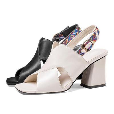 Summer Adjustable Buckle Casual Sandals