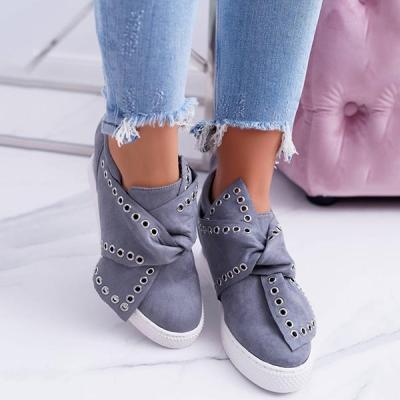 Casaul Sport Wedge Sneakers